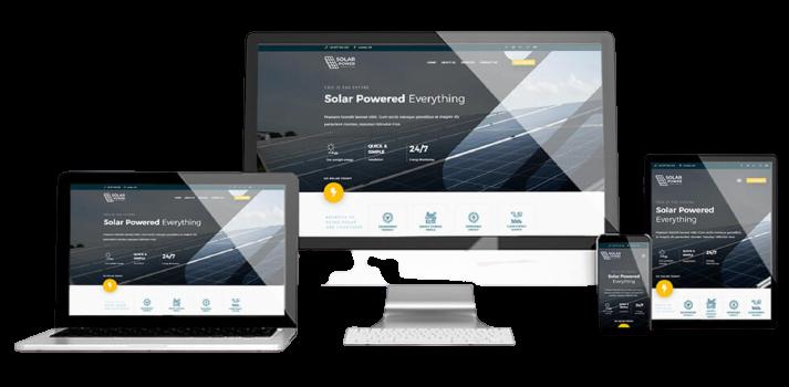 Solaranlagen Installation