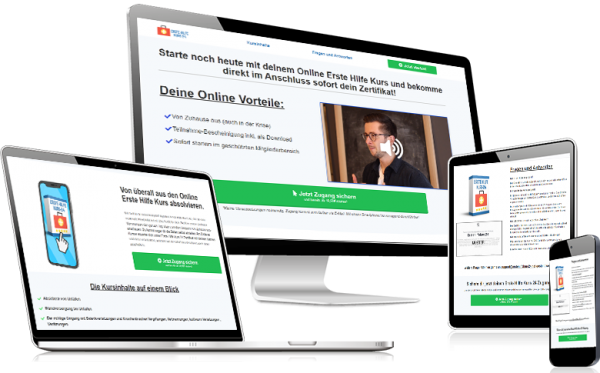 Erste Hilfe Online