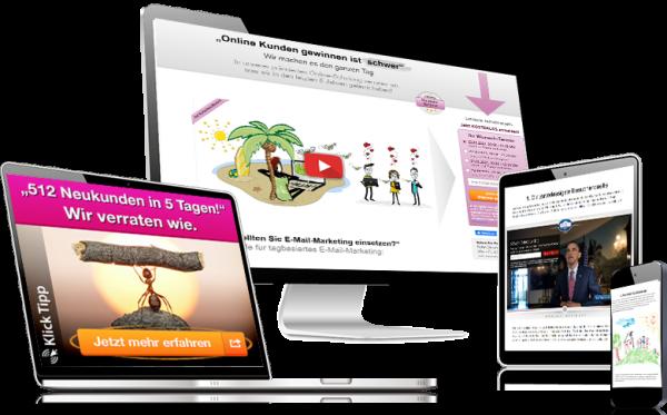 Klick Tipp Email-Marketing