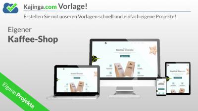 Nischenwahl Eigener Kaffee-Onlineshop