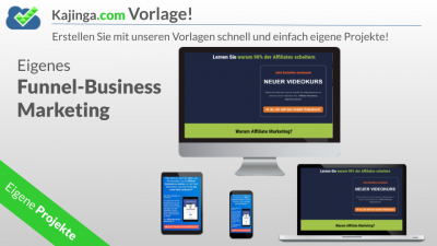 Nischenwahl-Eigenes Funnel Business Marketing